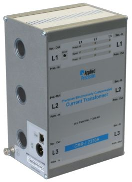 Precision Electronically Compensated Current Transformer CMR-I ™