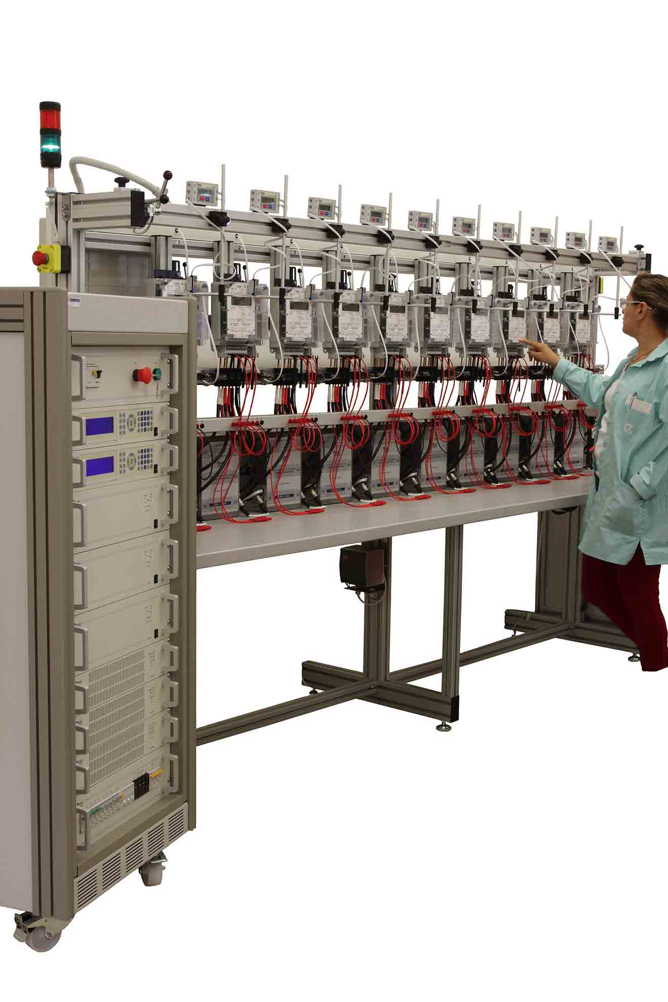 Applied Precision Ltd Electricity Meter Test Equipment Elma Powersupply Integratedcircuit Testing